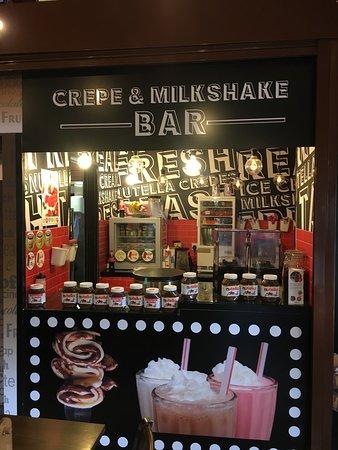 Enfield, UK: Yummy milkshakes