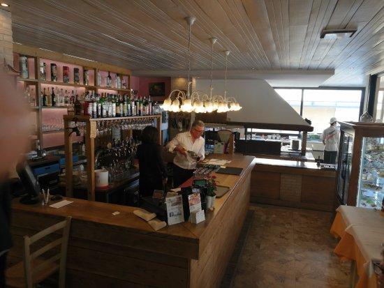 Bar Picture Of Terrazza Grill Eraclea Mare Tripadvisor
