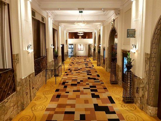 Crowne Plaza Hotel Brussels Le Palace Saint Josse Ten Noode