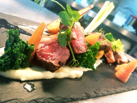 Thomas Wright House: A new dish from our spring time menu coming soon...