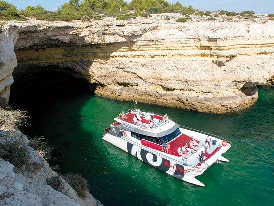 AlgarExperience: Caves & Coastline tour