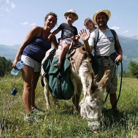 Crots, فرنسا: L'activité familiale par excellence !!!