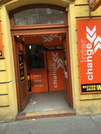 Prague Information Service : Inter Change Na porichi