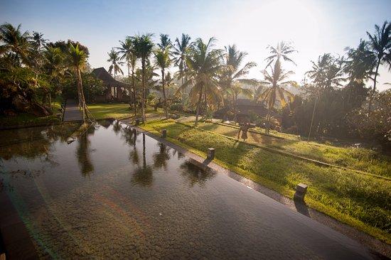 Chapung SeBali Resort and Spa: Chapung Se Bali gardens
