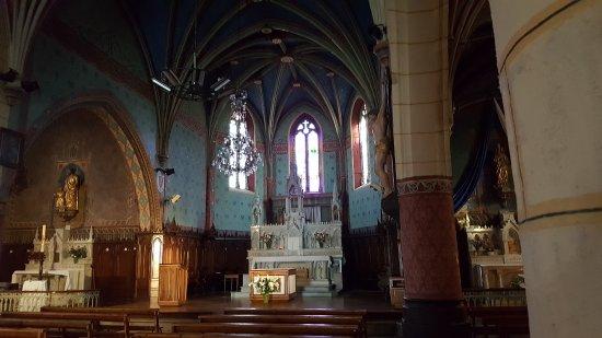 Église Saint-Germain-d'Auxerre de Navarrenx