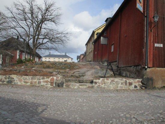 Porvoo, Finland: Vanhaa puutalokaupunkia