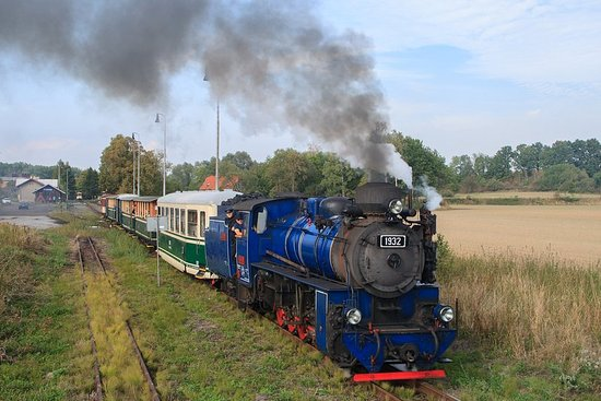 Narrow gauge railway Tremesna - Osoblaha