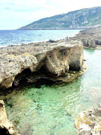 Piscina naturale di marina serra tricase tutto quello - Piscina naturale puglia ...