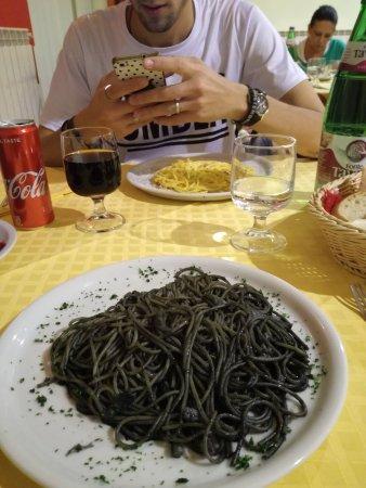 Una cena deliziosa!!!