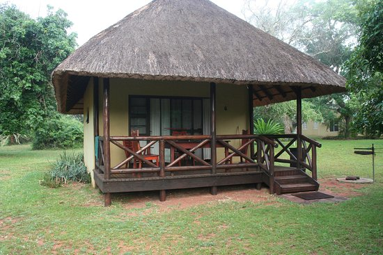 Ndumo Rest Camp: Our home for 3 nights