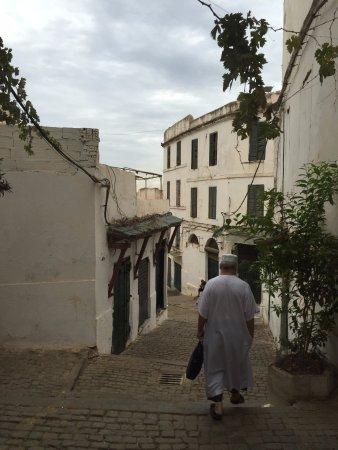 Algiers, Algeriet: Улочки