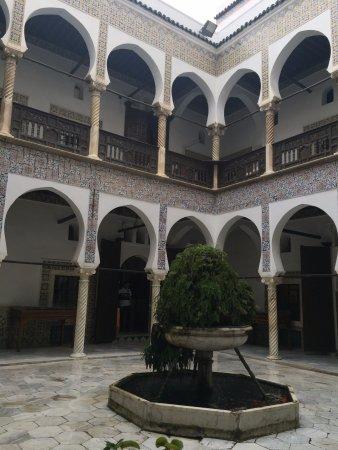 Alger, Argelia: Во дворце