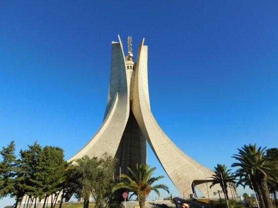 Alger, Argelia: Монумент