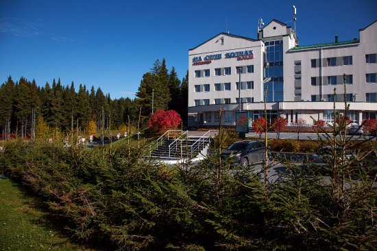 Hotel On seven hills