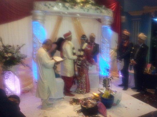 Hindu Wedding @ Fushia Banqueting Hall