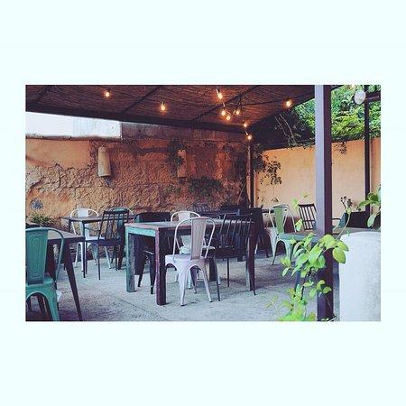 Santa Eugenia, España: Patio interior