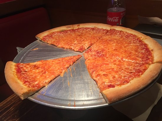 Sal's Authentic New York Pizza: Buona pizza a Auckland