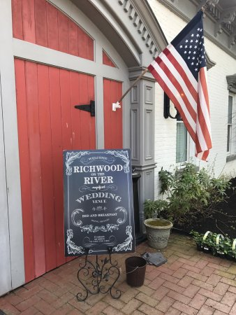 Richwood on the River: Just some of the beautiful shots of the venue!