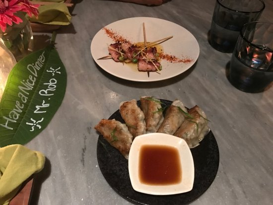 Nice style Japanese restaurant