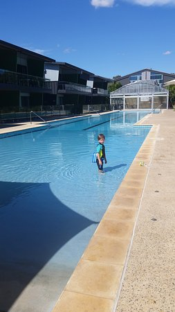 Marion Holiday Park: Kids loved the pool