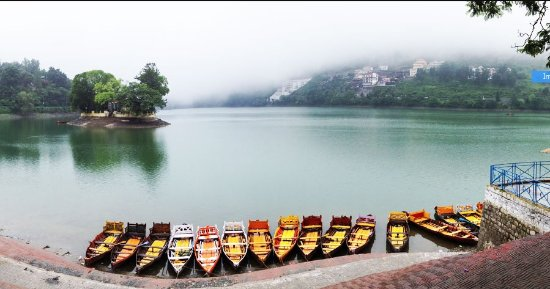 Bhimtal Lake- Boating 250INR