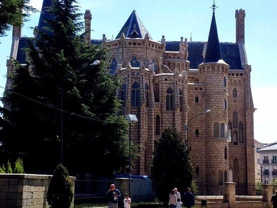 Astorga, España: Vista exterior