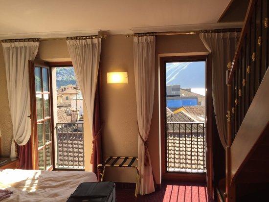 Lugano Dante Center Swiss Quality Hotel: Need i say more?