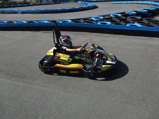 Latrobe, Australia: The Master Racer
