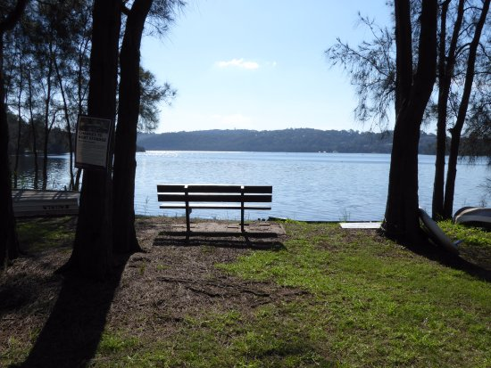 Narrabeen, Australië: A great place to enjoy the scenery
