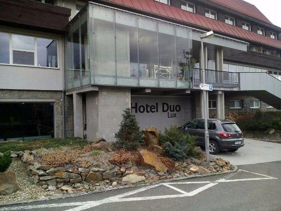 Horni Becva, Tsjechië: Hlavní budova Hotel Duo Lux