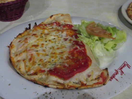 Trattoría Filomena: Pizza Calzone