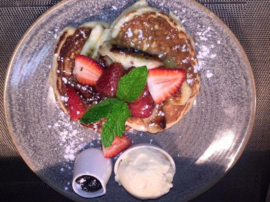 Mitcham, Australia: Pancakes