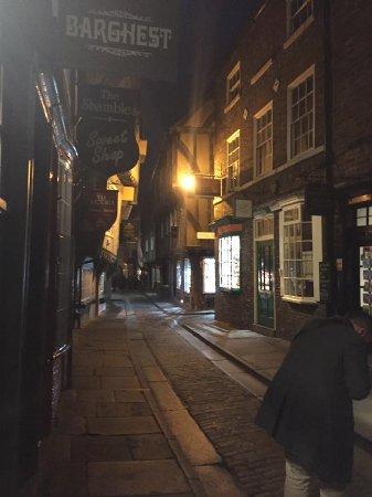 The Shambles, York on the ghost walk - Picture of The Original Ghost Walk  of York - Tripadvisor