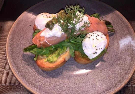 Mitcham, Australia: Breakfast