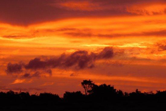 Grahamstown, Afrika Selatan: Wonderful skies- Heaven!