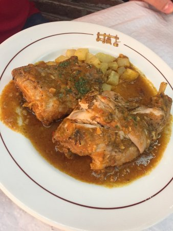 Urueña, España: Restaurante Los Lagares