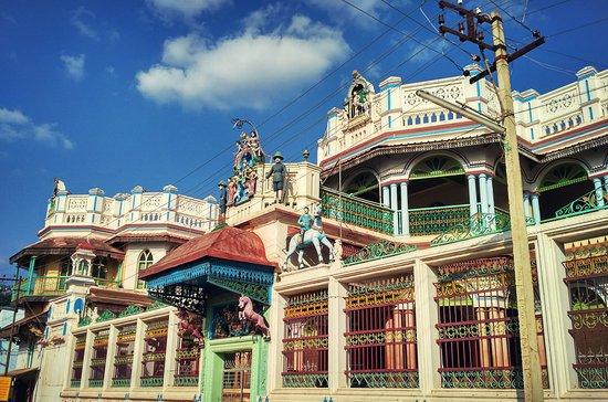 Athangudi Palace Tiles