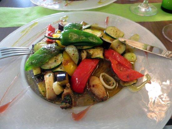 Pesto Pesto Feinkost: Knackiges Ratatouille