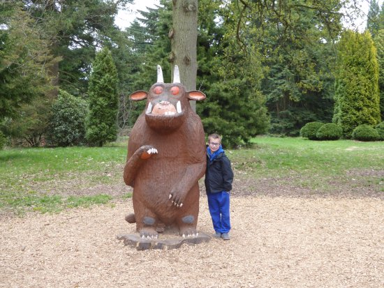 Gruffalo Picture Of Bedgebury National Pinetum And