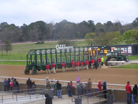 Oaklawn Racing & Gaming: Prepping for the start