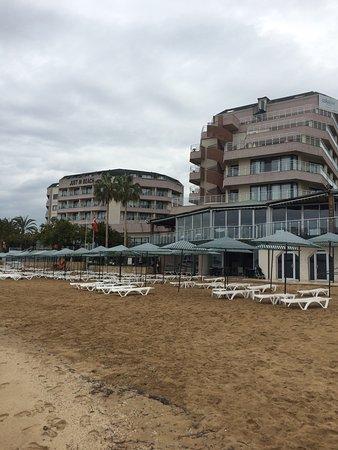 Aska Just In Beach: Je n y retournerai pas ..