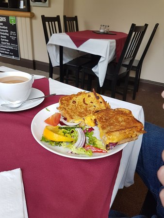 Mill On The Hill Tea Rooms Holywell