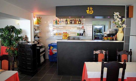 Restaurant Villa D Asie Marlenheim