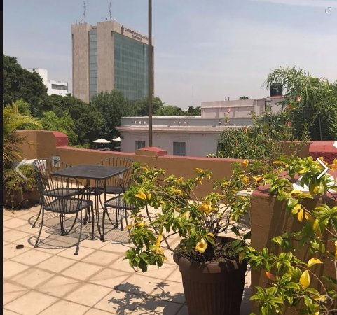 La Perla Hotel Boutique B&B: Rooftop terrace