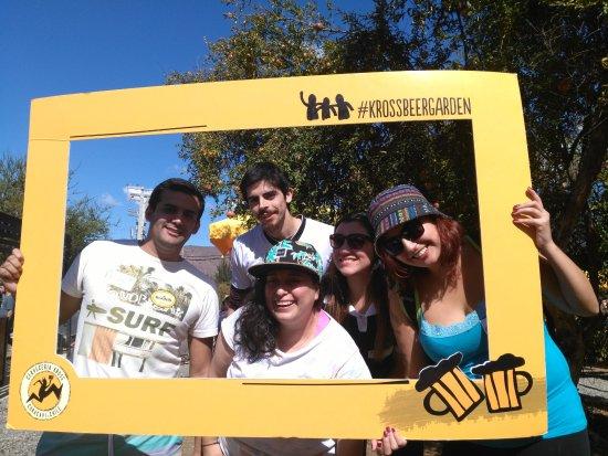 Curacavi, Şili: #KROSSBEERGARDEN Excelente día !!
