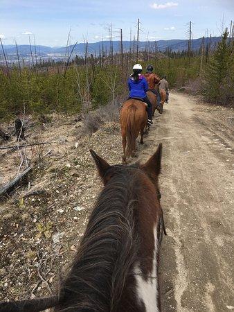 Kelowna Stables at Myra Canyon Ranch: photo2.jpg