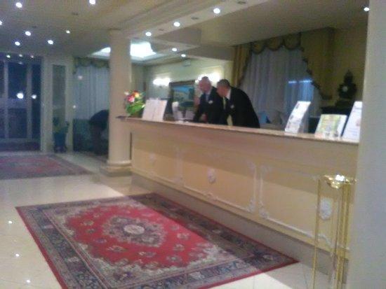 Hotel Terme Roma Aufnahme