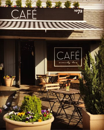 Ewing, Nueva Jersey: CAFE seventy two