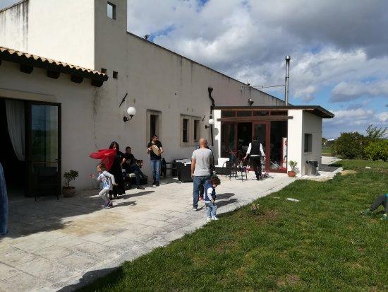 Sogliano Cavour, Italia: Tenuta Pellegrino