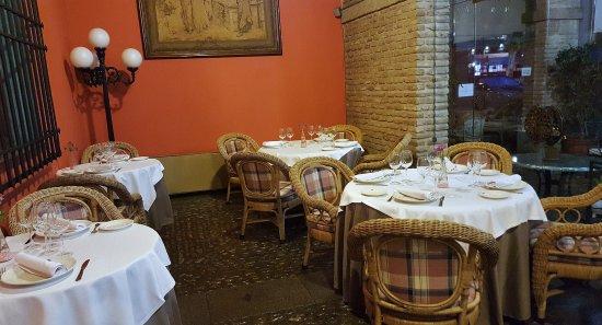 Hotel Maria Cristina: Comedor para desayunos